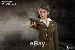 1/6 US Army Air Force Female Officer Peggy by JXtoys in stock USA