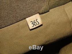 1944 WWII US 8th Army Air Force Ike Jacket Wool Patch e29142e