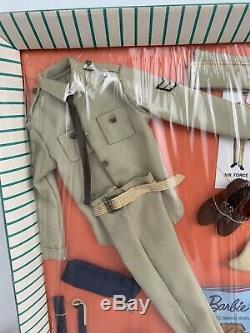 1963-65 Ken Outfit #797 Army And Air Force Uniform Set Barbie Boyfriend Nrfp New