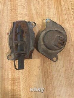 33 34 Ford 1933 1934 Roadster Gas Amp Gauge Trog Scta Nice Matching Originals