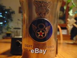 8th Army Air Corp/air Force Award Given By To Crew On Completion 25 Mission Ver
