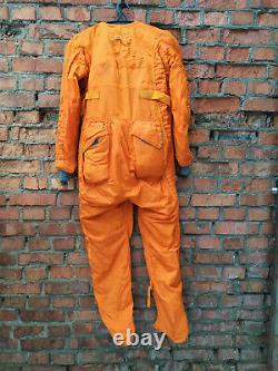 Air Force Fighter Pilot Waterproof Lifesaving Flight Suit USSR Army