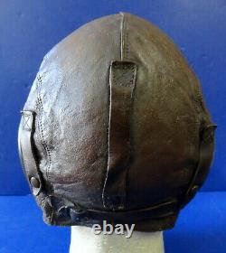 Army Air Forces Pilots Type A-11 Leather Flying Helmet