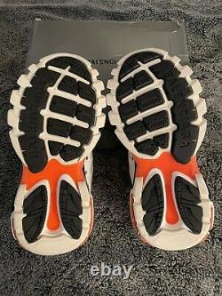 Balenciaga Track Sneakers (Orange/Black) Size 43