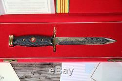 Bayonet Of Honor Rare Vietnam War United States Army Marines Navy Air Force Set