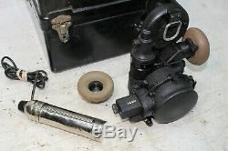 Bendix Aviation Aircraft Sextant Type AN-5851-1A U. S Army Air Forces