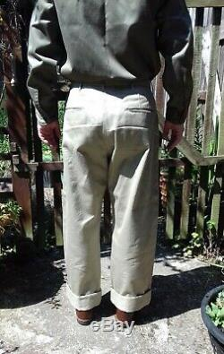 Buzz Rickson U. S. Army/army Air Forces 1942 Pattern Chinos