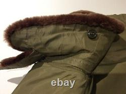 Buzz rickson b15c size 42 large air force flight jacket ricksons B15C jacket