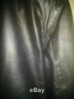 Excelled Type A-2 Jacket Flyer's Leather Bomber U. S Army Air Force Size M