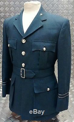 Genuine British RAF No1 Royal Air Force Officers Dress Uniform Jacket Pilot WithO