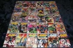 Gi Joe 1 155 Collection 150 Marvel Comics 1982 Lot 21 No 143 144 145 153 154