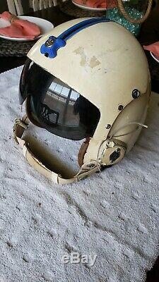 Korean War & Vietnam US Army, USMC, US Navy, US Air Force Pilot Flight Helmet