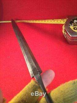 Luftwaffe / Heer Dagger Blade German Ww2 Army Airforce Military Parts Original