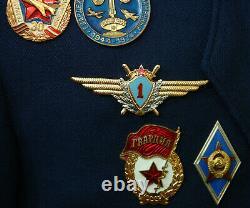 M69 Soviet OFFICERS parade uniform pilot Air Force Soviet Army USSR