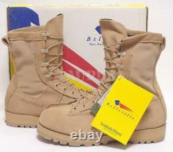 Military Belleville US Army Air Force Flight Work 790G Goretex Boots 9 14 Wide