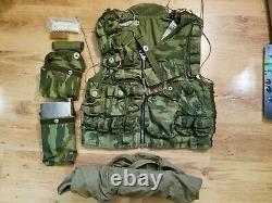 NAZ-IR Russian army pilot surviving tactical vest