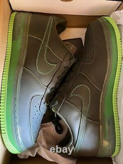 NEW! Nike Air Force 1 Supreme Max Air Dark Army Mens SZ 10 Green 316666-333 DS