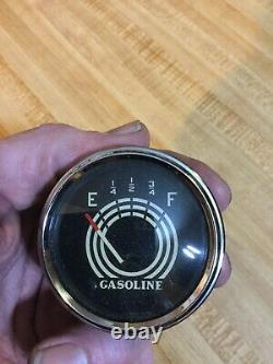 NOS 33 34 35 36 Cadillac LaSalle Fuel Gas Gasoline Gauge Vintage Dash SCTA TROG