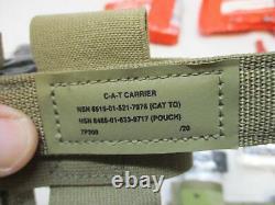 New Army Air Force Ocp Ifak First Aid Kit Jfak Cat Tourniquet Quikclot Exp. 2025