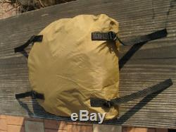 New Catoma Shelters Pop-Up Bed Net System tan coyote -us Army Surplus