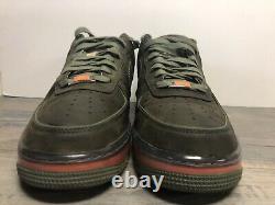 Nike Af1 Berlin Supreme Size 11 Dark Army Olive 2007 316666 331 Air Force One