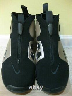 Nike Air Flightposite II LE Shoes KG 2010 Black Zinc Copper Foamposite 2 Men 10