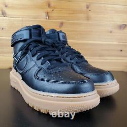 Nike Air Force 1 Gore-Tex Boot'Black Gum' Black Tan CT2815-001 Mens Boots
