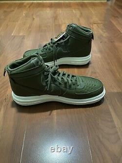 Nike Air Force 1 High GTX Boot Olive CT2815-201 Size 16 Goretex Army Green