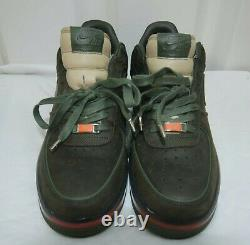 Nike Air Force 1 Supreme Max Air 07 Berlin Dark Army Uk9