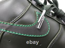 Nike Air Force 1 Supreme Max Air Dark Army Green Spark 316666 333 DS Sz. 12