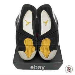 Nike Air Jordan 4 Retro Cool Grey 2019 308497-007 Size 10.5