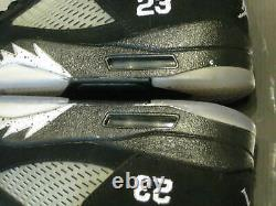 Nike Air Jordan 5 V Retro Shoes 2011 Black Metallic Silver Fire Red Grape Men 10