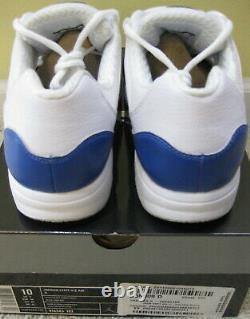 Nike Air Max Jordan Retro XI 11 CFMT Comfort Viz Shoes 2010 OG White Blue Men 10