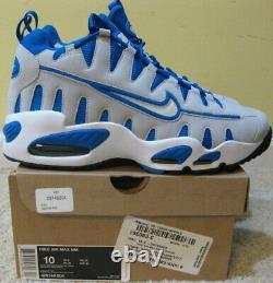 Nike Air Max NM Hideo Nomo Shoes 2011 Cool Gray Blue Griffey Jordan 1 11 Men 10
