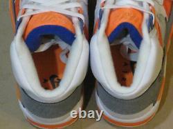 Nike Air Max Trainer SC High Bo Jackson Shoes 2009 White Gray Orange Kobe Men 10