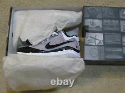 Nike Air Zoom Lebron VII 7 P. S. POP Shoes 2010 Black White Jordan 1 11 XI Men 10