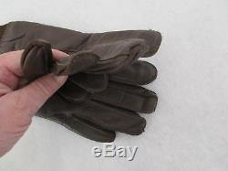 ORIGINAL pair WW II U. S. Army Air Force A-10 Pilot's Gloves