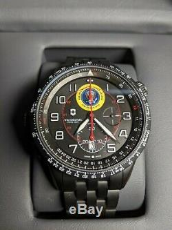 Official Air Force One Airboss Mach 9 Mechanical Watch by Victorinox, Swiss Army