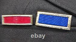 Old US Army Air Forces WW2 era Officers Ike Jacket Dress Uniform Jacket USED