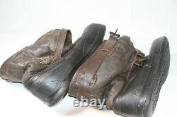 Original WW2 US Army Air Forces issue A-6 flying boots made by Converse shoes