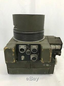 Original WWII US Army Air Forces K21 Aircraft Camera Housing & Motor