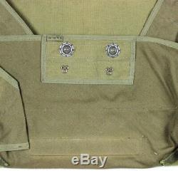 Original Wwii Us Army Air Forces Usaaf An-6510-1 Parachute Pack Bag Pilot Mint