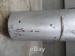 PAIR WW2 US ARMY 8th AIR FORCE B-24 BOMBER PROPELLER BLADES-CHALGROVE AIRFIELD