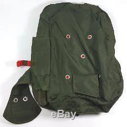 Pilot Emergency Equipment Life Raft Case German Army Aircraft Helicopter Bund