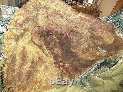 Rare Full Fur Hood WW2 Army Air Force Style B-9 Parka Contract MFG 6475 Large