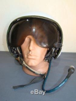 Russian Soviet Army Air Force flight ZSH-7 h elmet hat USSR