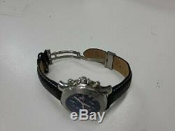 SWISS ARMY F/A-18 AIR FORCE Automatic Chronograph Watch 40 mm Sapphire 330 Feet