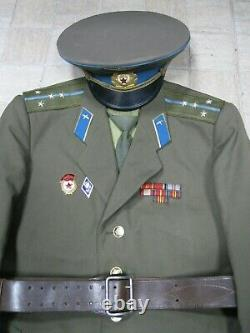 Soviet Russian Army UNIFORM CAPTAIN Air Force Military Aviation USSR