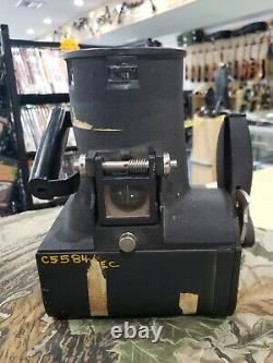 U. S. WWII Army Air Force Graflex K 20 Aircraft Camera 4 x 5