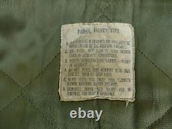US ARMY Air Force Typ B-9 Parka Jacket Type 1950's B9 Parka M als Version Jacke